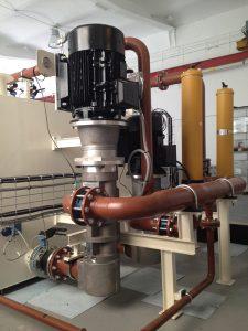 Centrale de lubrification