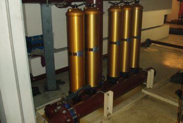 Filtres hydrauliques