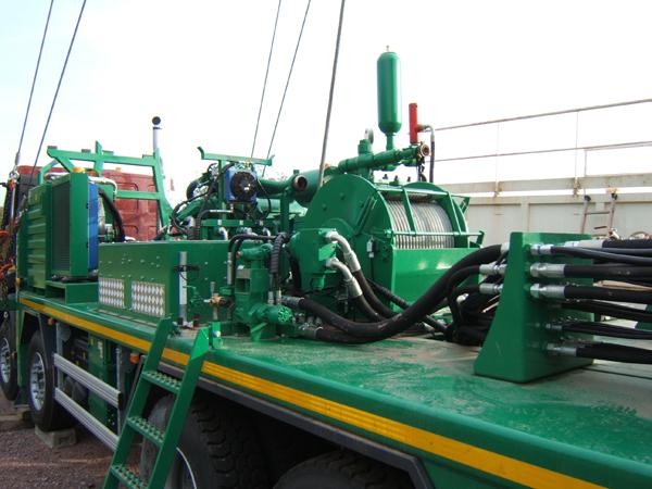 Hydraulique embarquée