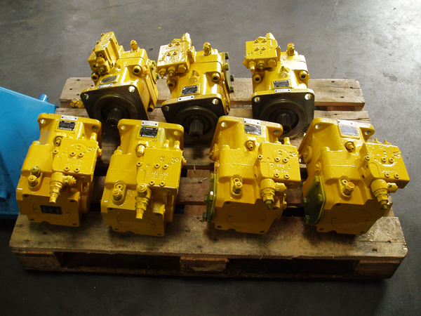 Pompes hydrauliques