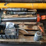 Vérins hydrauliques