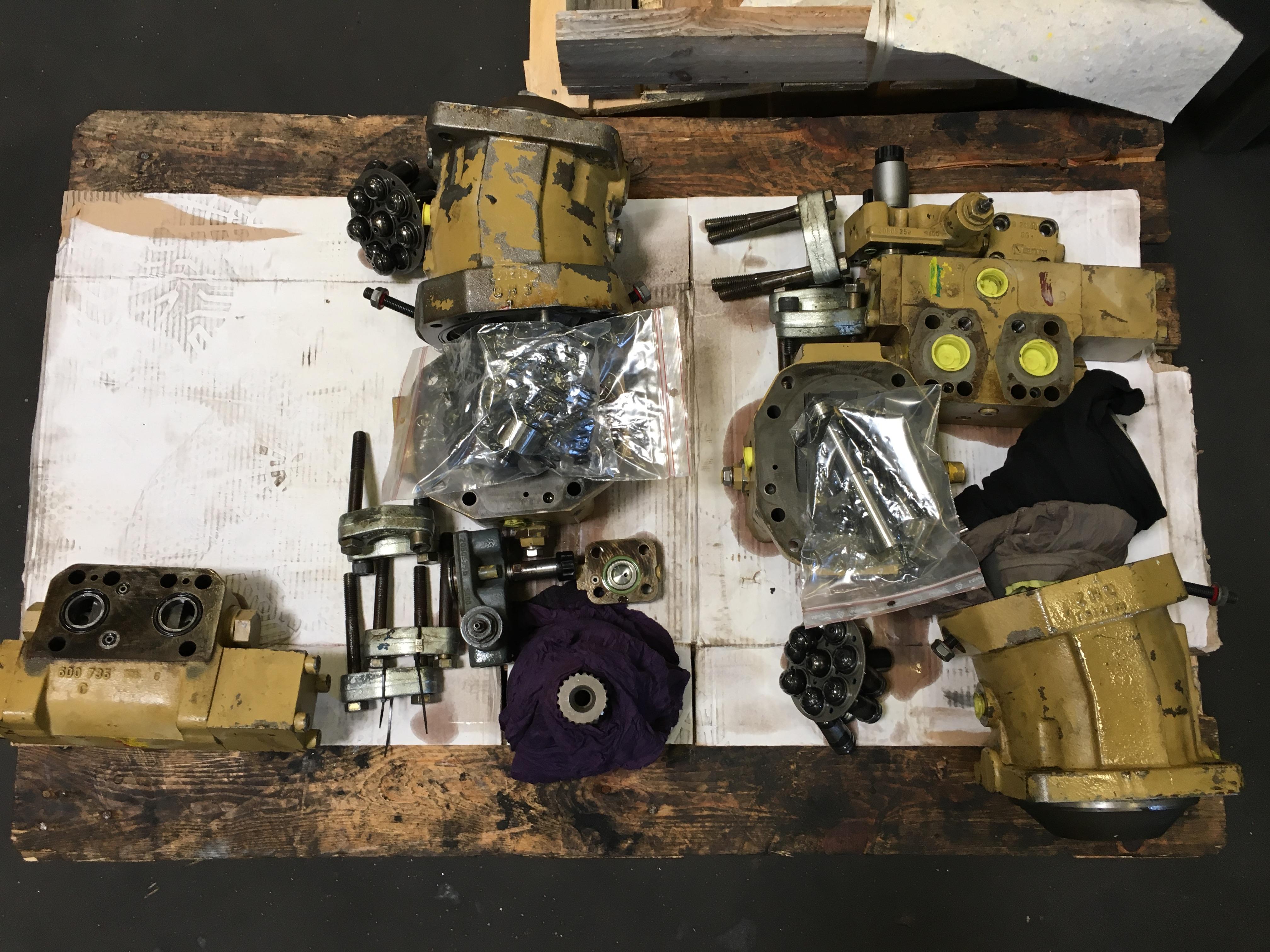 remise-en-etat-moteur-hydraulique-rexroth-a6vm