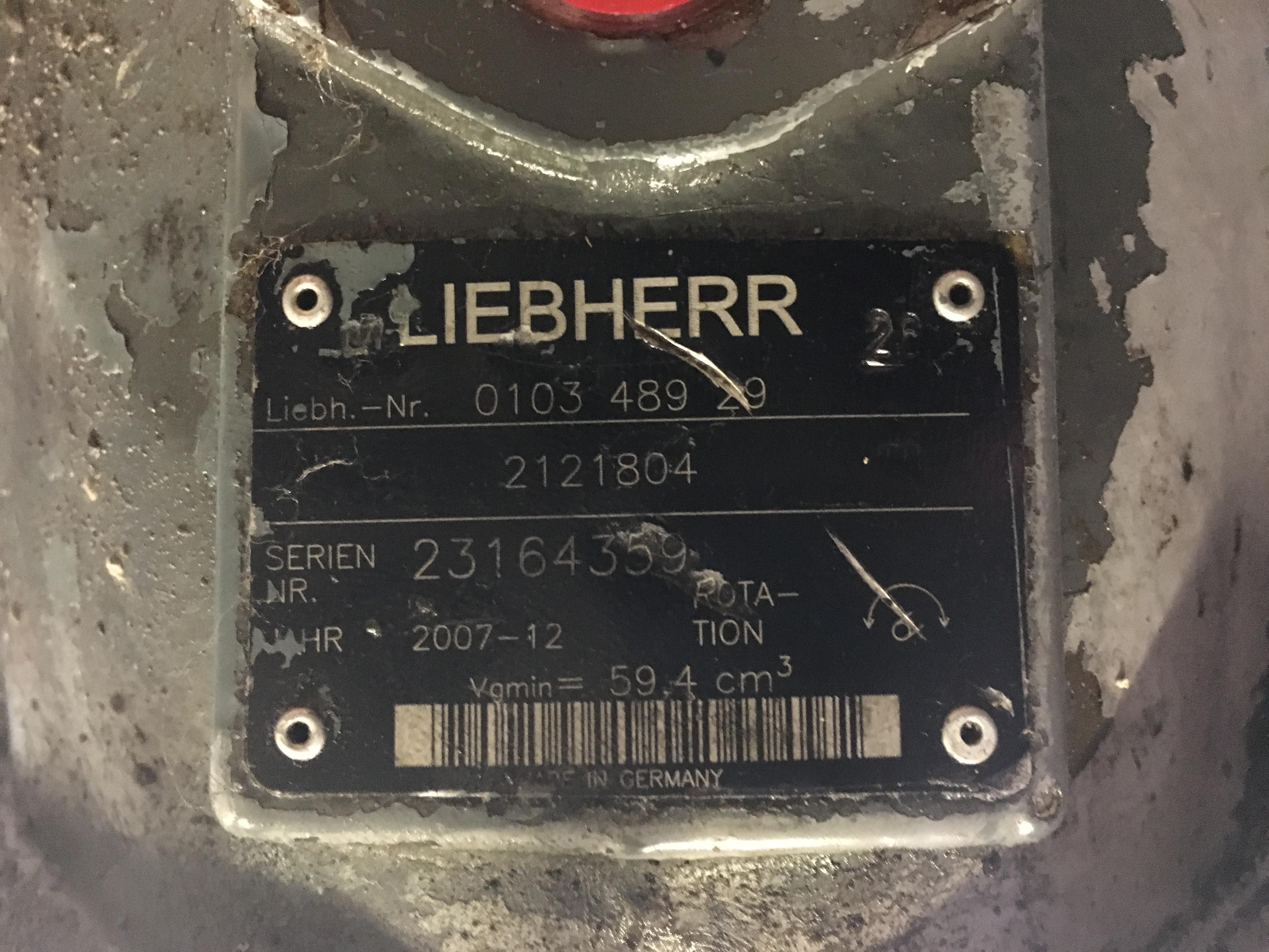 ref-pompe-hydraulique-liebherr