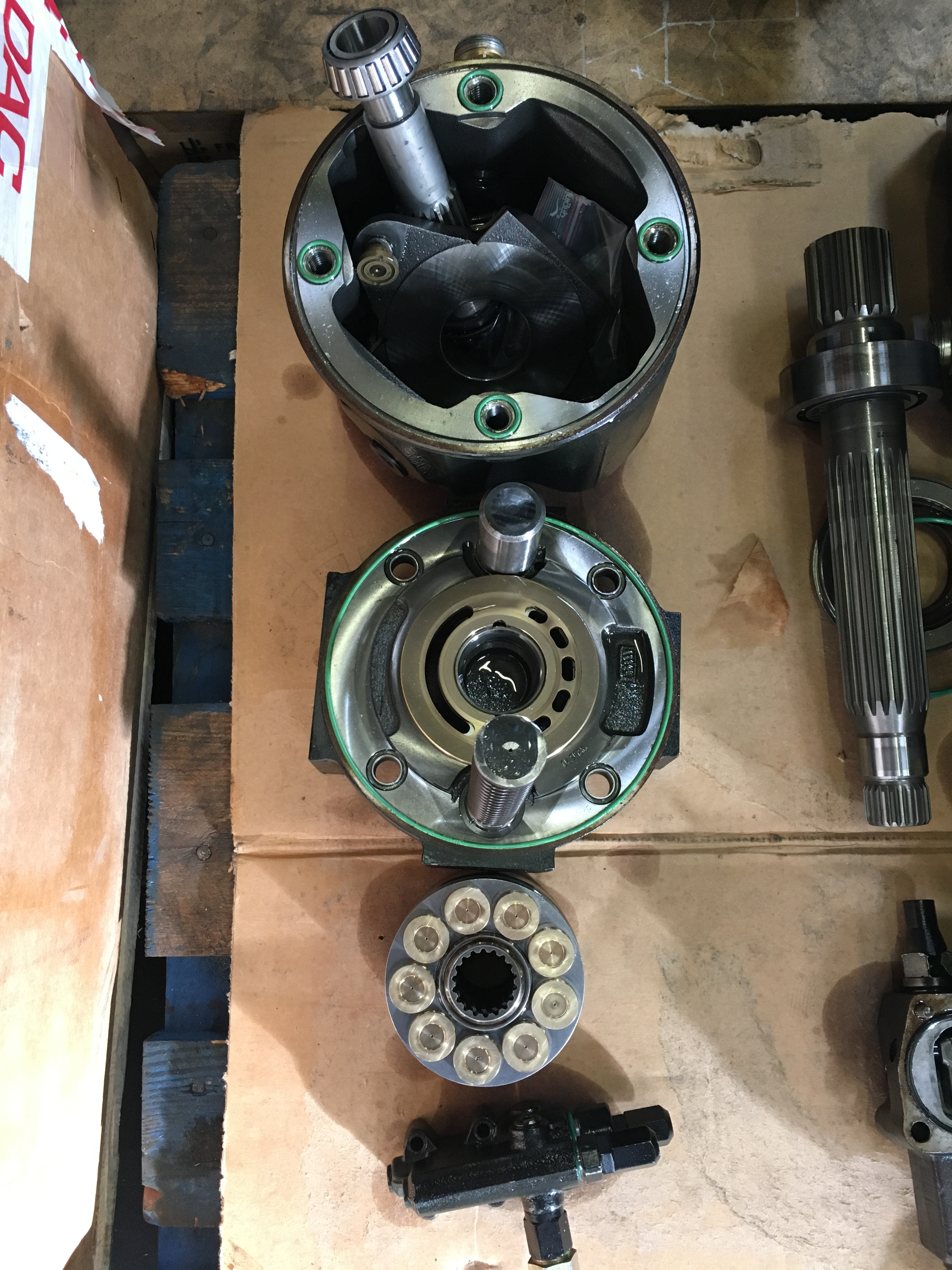 expertise-pompe-hydraulique-rexroth-a10vo45dfr1